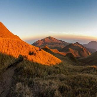 Mt. Pulag via AKIKI Trail